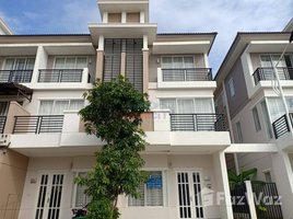 Вилла, 4 спальни в аренду в Phnom Penh Thmei, Пном Пен House (LA) for rent at Borey Peng Huoth The Star Emerald