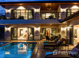 4 Bedrooms Villa for rent in Bo Phut, Koh Samui Amazing 4-Bed Seaview Pool Villa, Minutes to Chaweng
