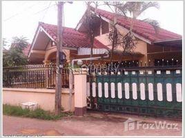 万象 4 Bedroom Villa for sale in Sikhottabong, Vientiane 4 卧室 别墅 售