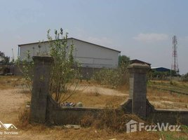 N/A Property for sale in Svay Pak, Phnom Penh Land for Sale in Svay Pak,Khan Russey Keo