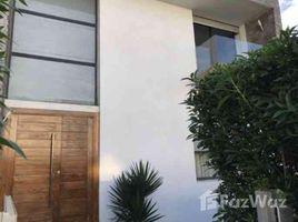 Grand Casablanca Bouskoura Très belle villa avec piscine à vendre à Dar Bouazza 3 卧室 别墅 售