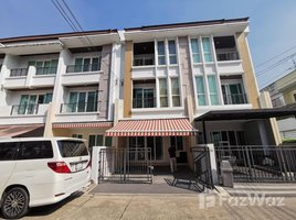 3 Bedrooms Townhouse for sale in Lat Phrao, Bangkok Baan Klang Muang S-Sense Rama 9 Ladprao