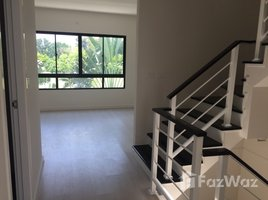 3 Bedrooms Townhouse for rent in Hua Mak, Bangkok Patio Srinakarin - Rama 9