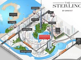 2 Bedrooms Property for sale in Burj Views, Dubai The Sterling West