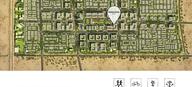 Master Plan of Parkviews - Photo 1