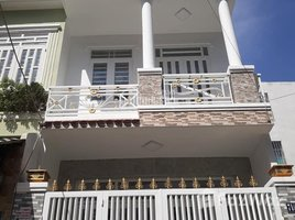 4 Phòng ngủ Nhà mặt tiền bán ở Phước Lộc, TP.Hồ Chí Minh Nhà SHR: 4,2 x 12,5m, trệt, 2 Lầu, ST, Đào Tông Nguyên, Thị Trấn Nhà Bè