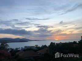 Земельный участок, N/A на продажу в Бопхут, Самуи Amazing Sunset Sea Views from this Bangrak Plot - 1 Rai