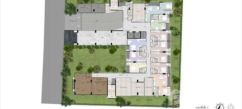 Master Plan of The Rhine 2 Residence - Photo 1
