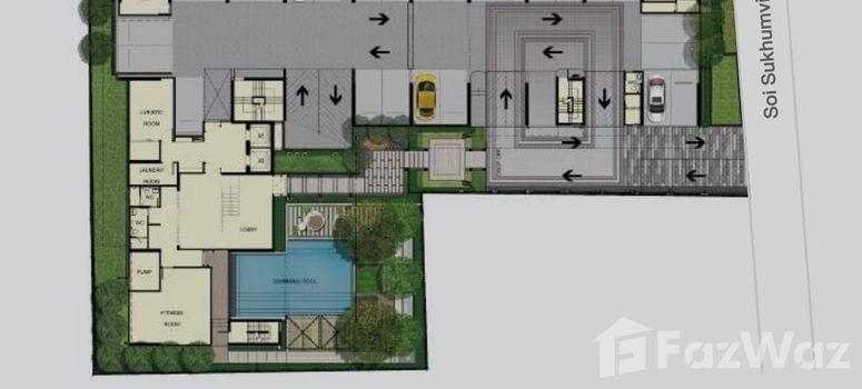 Master Plan of Venio Sukhumvit 10 - Photo 1