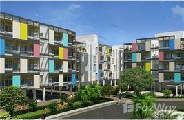 Apartment with 2 Bedrooms and 4 Bathrooms is available for sale in Tamil Nadu, India at the Mogappair west extn development