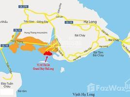 Studio Villa for sale in Hung Thang, Quang Ninh Liền kề Grand Bay Town House Hạ Long chỉ 104 căn xây 4 tầng sát mặt biển có bãi tắm riêng dài 1km