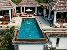 6 Bedrooms Property for sale in Choeng Thale, Phuket Stunning 6 Bed Seaview Pool Villa