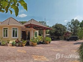 5 Bedrooms Property for sale in Preaek Aeng, Phnom Penh Land and House for Sale in Chbar Ampov