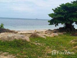 N/A Land for sale in Ko Pha-Ngan, Koh Samui 1 Rai Beachfont Plot, Inc. 2 Buildings in Hin Kong, Phangan
