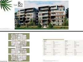 3 Bedrooms Apartment for sale in The 5th Settlement, Cairo Palm Hills New Cairo