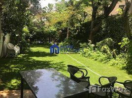 Cairo Villa With Pool For Rent In Maadi Sarayat 3 卧室 别墅 租