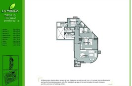 3 bedroom شقة for sale at Less than the market price immediate receipt. . in القاهرة, مصر