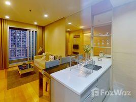 1 chambre Condominium a louer à Si Lom, Bangkok Life @ Sathorn 10