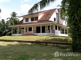 3 Bedrooms Villa for sale in Khuek Khak, Phangnga Classic Style Country Villa in Khao Lak, Thailand