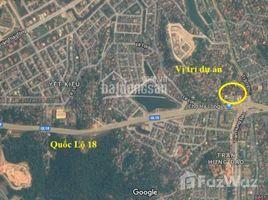 Studio Nhà mặt tiền bán ở Yết Kiêu, Quảng Ninh Bán gấp nhà phố mặt đường 18 ngã tư Loong Toòng Ha Long, 20 tỷ, +66 (0) 2 508 8780