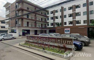 Tonkla Condominium in Hang Chat, Lampang