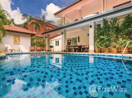 6 ห้องนอน บ้าน เช่า ใน เมืองพัทยา, พัทยา Villa Waree