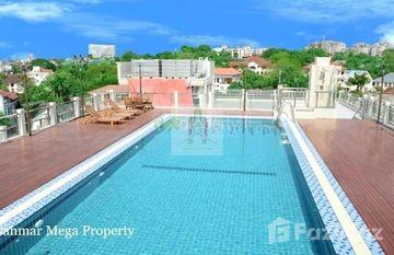 2 Bedroom Serviced Apartment for rent in Bahan, Yangon in ဗဟန်း, ရန်ကုန်တိုင်းဒေသကြီး