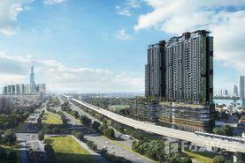 Masteri Lumiere Riverside Real Estate Development in An Phu, Ho Chi Minh City
