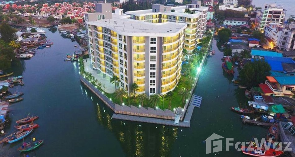 The best investment projects in Pattaya - Whale Marina Condo