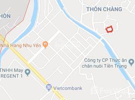 N/A Đất bán ở Ái Quốc, Hải Dương Bán lô góc hai mặt tiền đường, phường Ái Quốc, TP Hải Dương