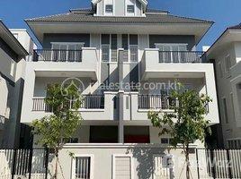 4 Bedrooms Villa for sale in Phnom Penh Thmei, Phnom Penh Borey Phnom Penh Thmey