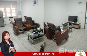 1 Bedroom Serviced Apartment for rent in Hlaing, Yangon in မင်္ဂလာတောင်ညွှန့်, ရန်ကုန်တိုင်းဒေသကြီး