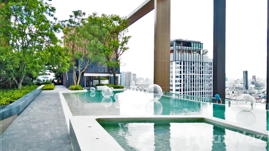 Photos 1 of the Communal Pool at Whizdom Avenue Ratchada - Ladprao