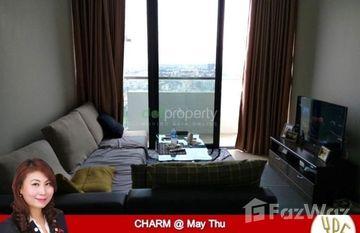 2 Bedroom Condo for sale in CRYSTAL RESIDENCES, Yangon in ဗိုလ်တထောင်, ရန်ကုန်တိုင်းဒေသကြီး
