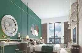 Condo with 2 Bedrooms and 2 Bathrooms is available for sale in Ho Chi Minh City, Vietnam at the The Marq development