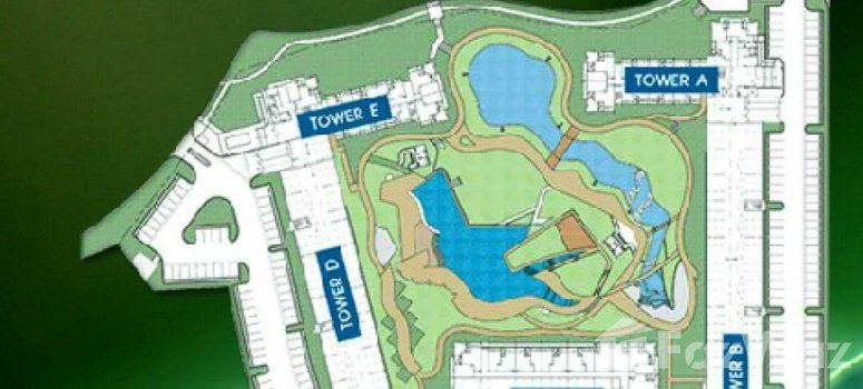 Master Plan of The Parkland Srinakarin Lakeside - Photo 1