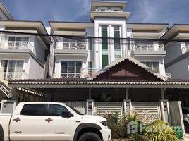 4 Bedrooms Villa for sale in Phnom Penh Thmei, Phnom Penh ផ្ទះវីឡាភ្លោះ សំរាប់លក់ក្នុងបុរី ពិភពថ្មី AEON 2