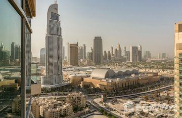 Burj Views podium in Burj Views, Dubai