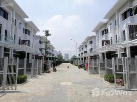 胡志明市 Binh Hung Bán gấp căn nhà phố Đảo Thiên Đường. Nhà mới bàn giao. LH +66 (0) 2 508 8780 4 卧室 别墅 售