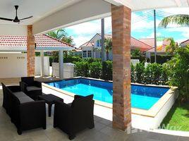 2 Bedrooms Villa for sale in Cha-Am, Phetchaburi Eeden Village