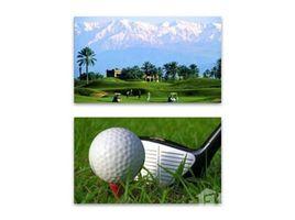 Marrakech Tensift Al Haouz Na Annakhil vente terrain dans un Golf Resort N/A 土地 售