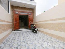 4 Phòng ngủ Nhà mặt tiền bán ở Phường 13, TP.Hồ Chí Minh Nhà chính chủ đường Bình Lợi sổ hồng riêng, ở Bình Lợi ngay dưới cầu Bình Lợi, phường 13 đường 9m
