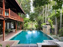 3 Bedrooms Villa for sale in Sop Mae Kha, Chiang Mai Stunning Lanna Style Villa for Sale in Hang Dong