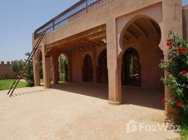Marrakech Tensift Al Haouz Na Annakhil Amelkis-Majestueuse villa en location 5 卧室 别墅 租