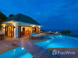 5 Bedrooms Villa for sale in Ko Tao, Koh Samui Luxury Pool Villa Ko Tao for Sale - Eagle Villa Sabai Jai