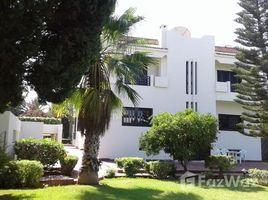 Rabat Sale Zemmour Zaer Na Agdal Riyad Villa de 1700 m à vendre sur Ambassadeur Souissi 6 卧室 屋 售