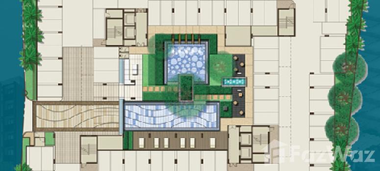 Master Plan of Ideo Blucove Sukhumvit - Photo 1