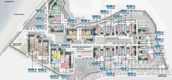 Building Floor Plans of Twinpalms Residences by Montazure