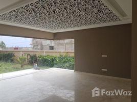 3 غرف النوم فيلا للبيع في NA (Menara Gueliz), Marrakech - Tensift - Al Haouz Magnifique villa contemporaine à la vente sur la route de Ouarzazate