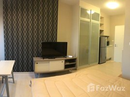 Studio Condo for sale in Huai Khwang, Bangkok Chapter One ECO Ratchada - Huaikwang